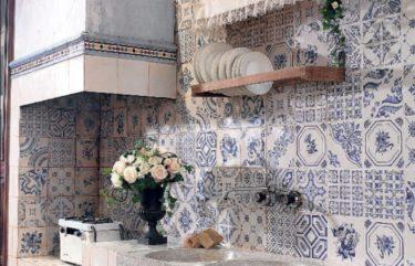 Керамическая плитка Vives в интерьере
