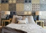 Изумительные идеи использования керамической плитки